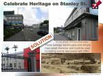 celebrate heritage on stanley st