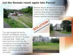 let the domain reach again into parnell1