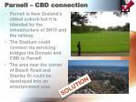 parnell cbd connection
