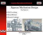 squeeze mechanism design1