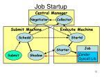 job startup