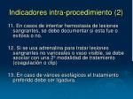 indicadores intra procedimiento 2