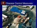 disease control measures