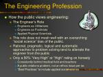 the engineering profession1
