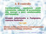 4 il controllo