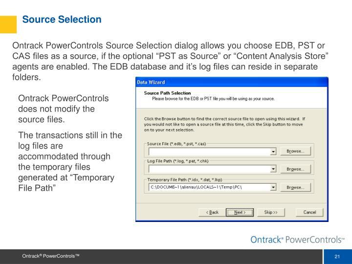Ontrack powercontrols key generator