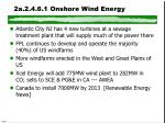 2a 2 4 6 1 onshore wind energy