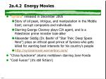 2a 4 2 energy movies