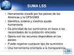 suma lss