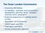 the outer london commission
