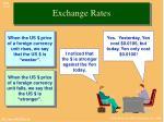 exchange rates1