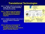 translational technologies