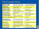 the principals group