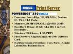 dell print server