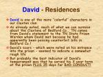 david residences