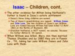 isaac children cont1