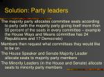 solution party leaders1