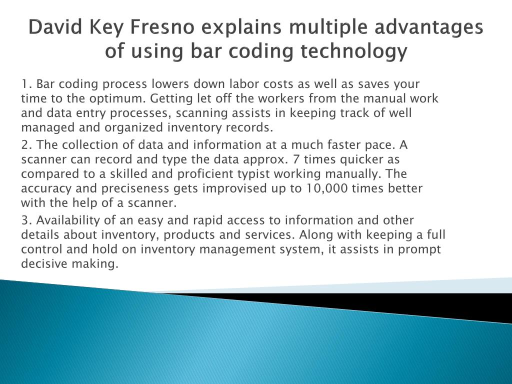 David Key Fresno explains