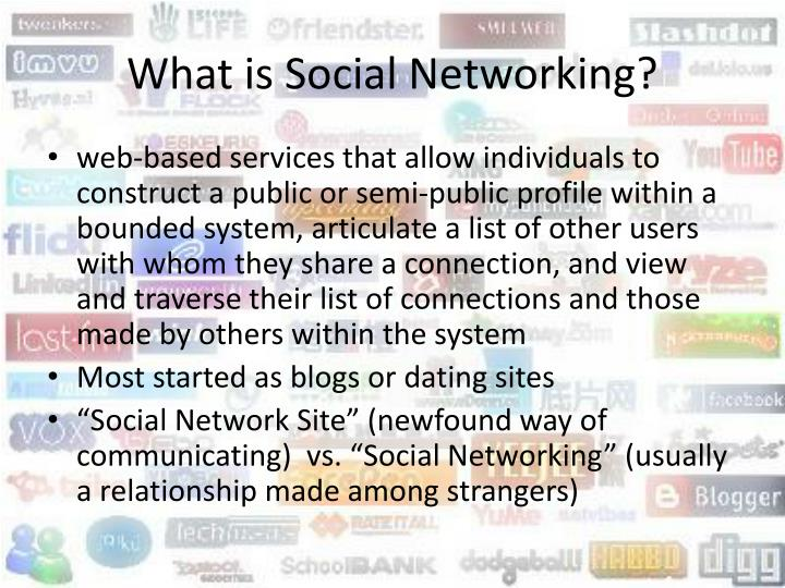 social networks dating sites