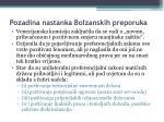 pozadina nastanka bolzanskih preporuka1