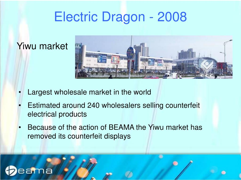 Electric Dragon - 2008