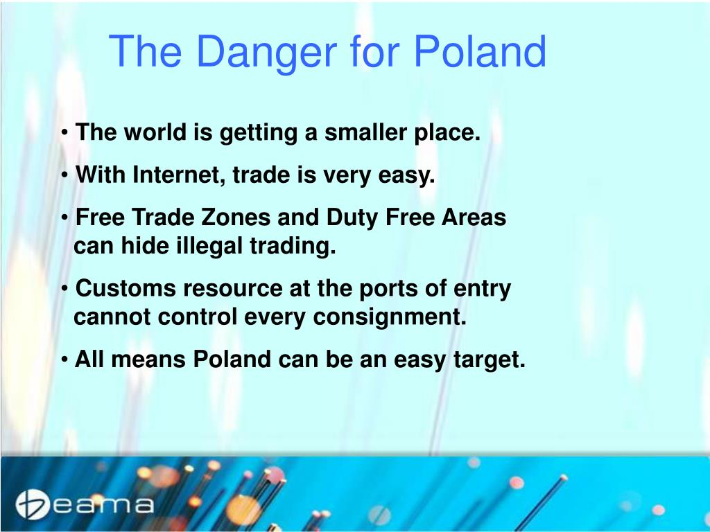 The Danger for Poland