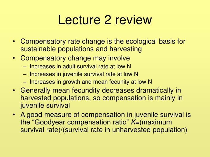 lecture 2 review n.