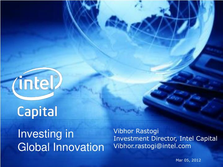 intel capital About the intel capital global summit the intel capital global summit is the venture industry's premier technology networking event the 2018 event brings together nearly 1,000 attendees from intel capital portfolio companies, tech industry thought leaders, and intel customers and partners from around the world.