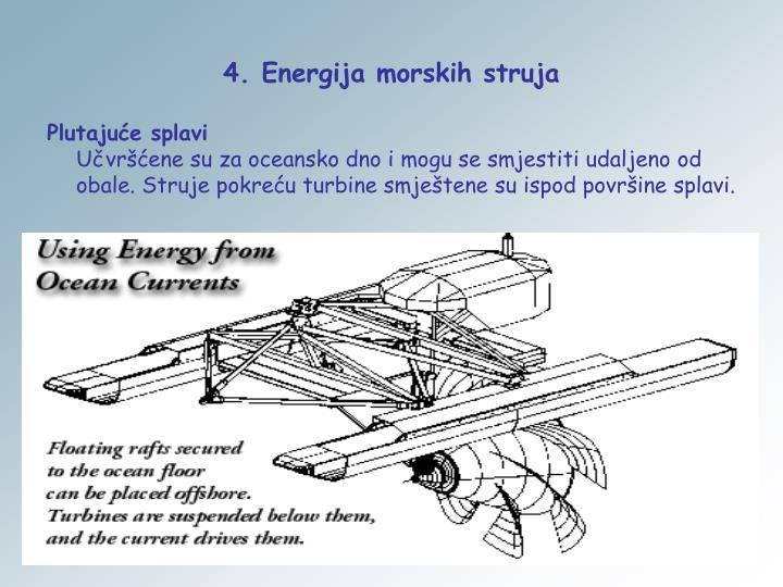 4. Energija morskih struja