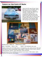 feature car dan funk s 67 marlin4