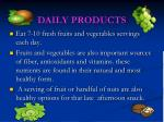 daily products1