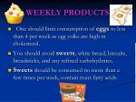 weekly products1