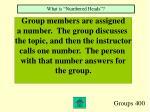 groups 400