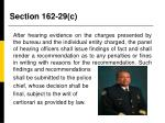 section 162 29 c