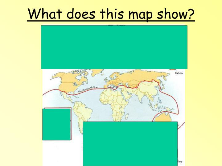 what does this map show n.