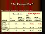 tax fairness plan5
