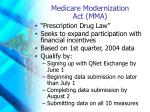 medicare modernization act mma