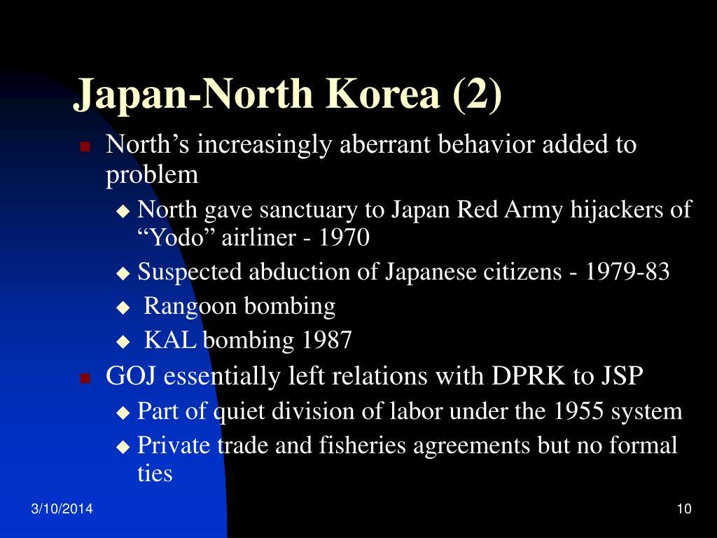 Japan-North Korea (2)