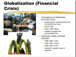 globalization financial crisis