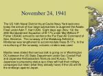 november 24 1941