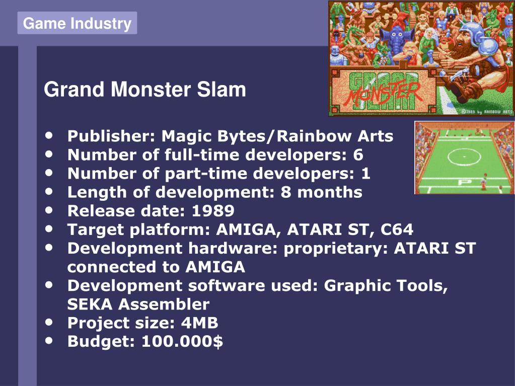 Game Industry