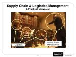 supply chain logistics management a practical viewpoint