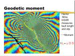geodetic moment