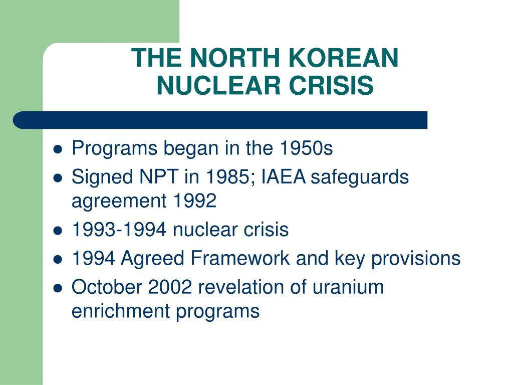 THE NORTH KOREAN