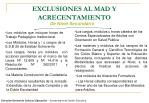 exclusiones al mad y acrecentamiento4
