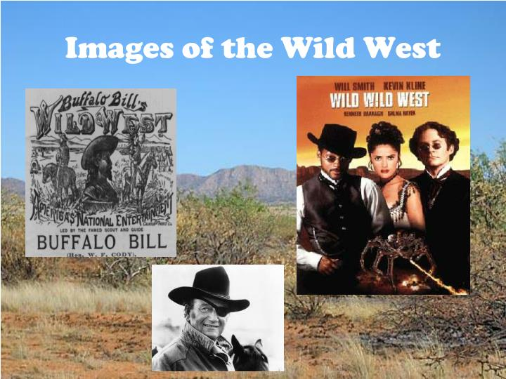 images of the wild west n.