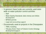 106 funds watershed assessment section