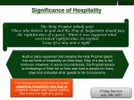 significance of hospitality1