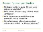 research agenda user studies1