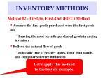 inventory methods1